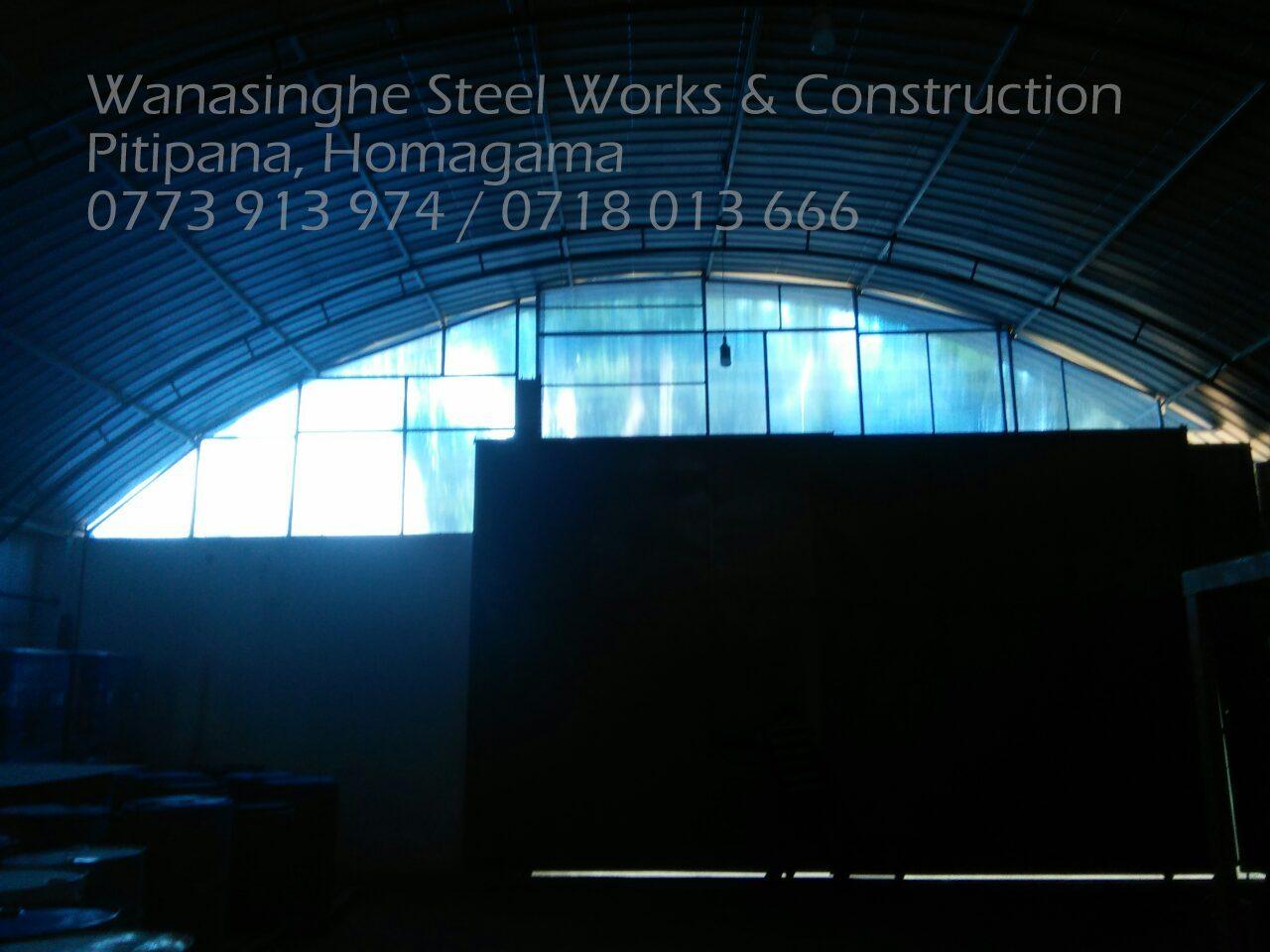WANASINGHE STEEL WORKS AND CONSTRUCTION roller doors roller