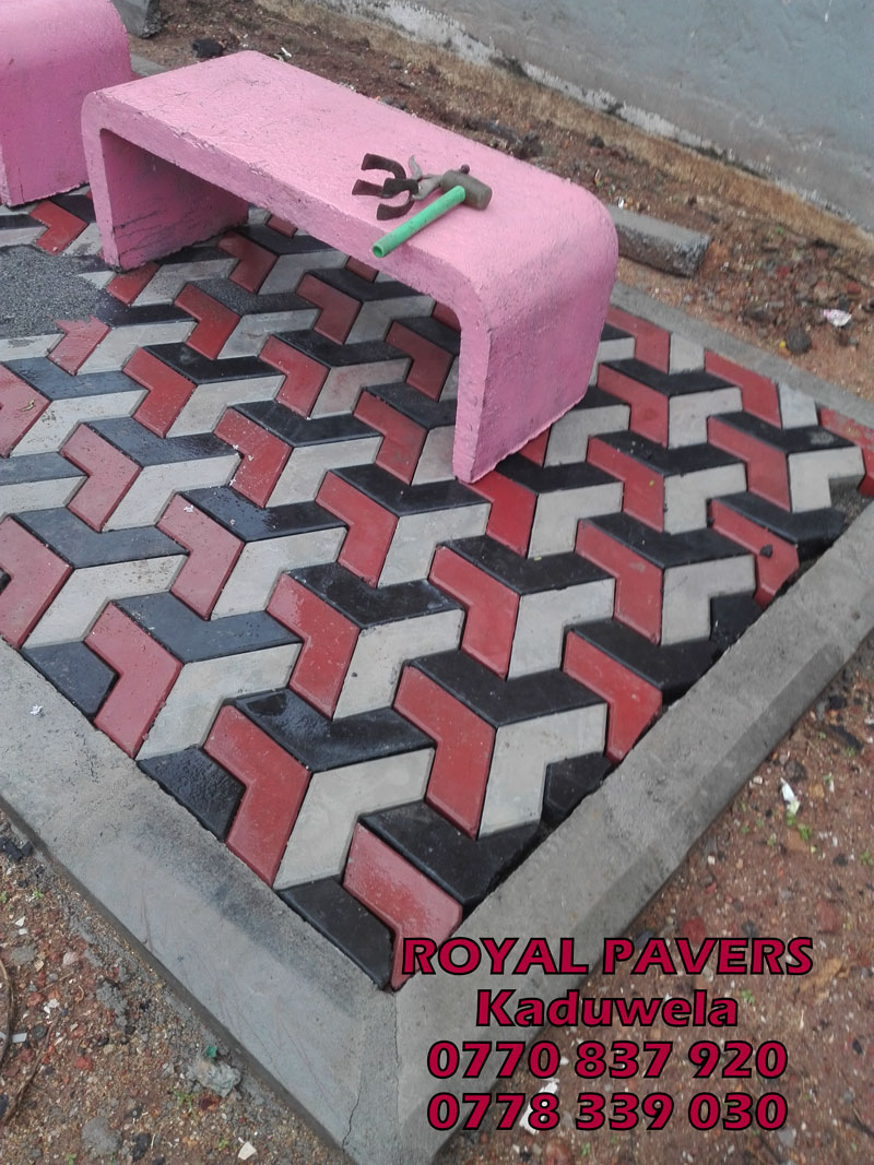 Royal Pavers Interlock Pavings Landscaping Garden