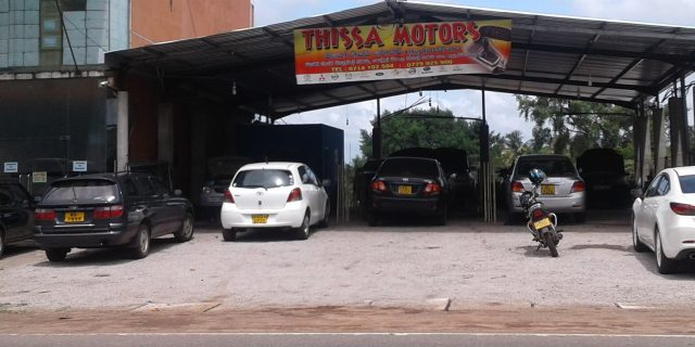 Thissa Motors – Auto Gear Repair, Motor Garage in Homagama, Colombo