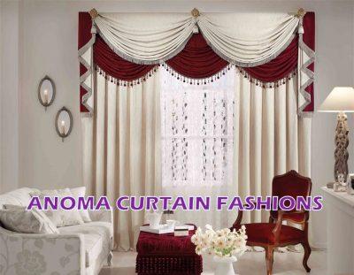 Anoma Curtain Fashion curtain materials curtain accessories tailoring fixing curtain vertical line In Negombo Gampaha Sri Lanka