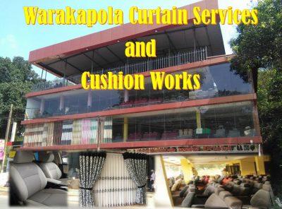 Warakapola Curtain Services and Cushion Works in warakapola