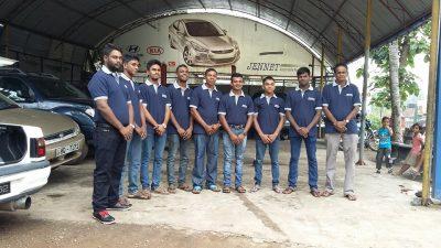 JENNET Automobile Repair Center – Korean vehicle repair, Spare Parts in Sri Lanka , Athurugiriya, Colombo